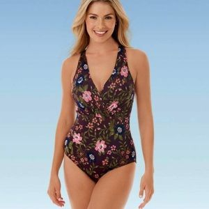 Dream suits by Miracle Brand one piece slim suit
